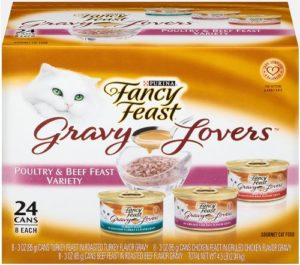 Fancy Feast Wet Cat Food