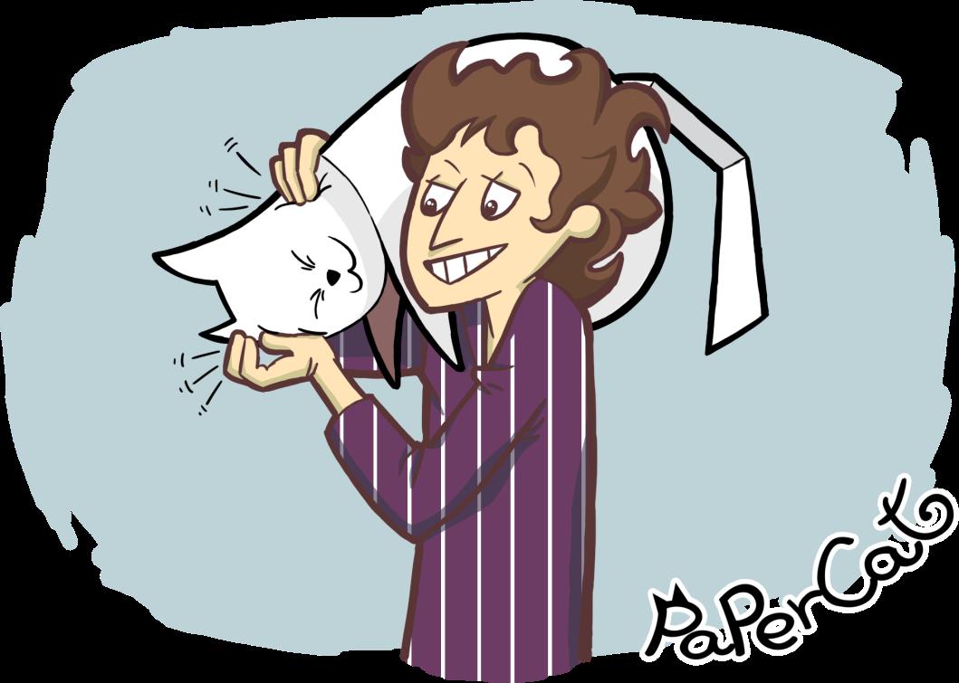 Paper cat 4